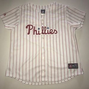 Philadelphia Phillies Jersey Werth #38